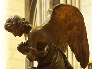 Rouen angel